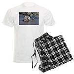 Follow Me Men's Light Pajamas