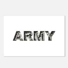 US ARMY Camo Postcards (Package of 8)