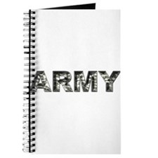 US ARMY Camo Journal