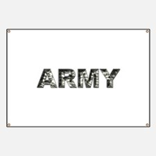 US ARMY Camo Banner