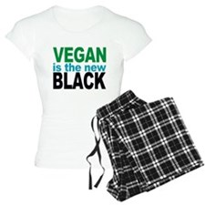 Vegan is the New Black Pajamas