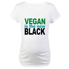 Vegan is the New Black Shirt