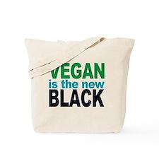 Vegan is the New Black Tote Bag