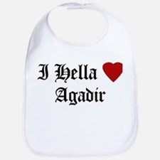 Hella Love Agadir Bib