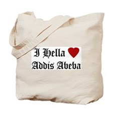 Hella Love Addis Abeba Tote Bag