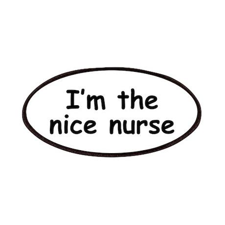 nice nurse Patches