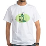 Simon Snake Yo-Yo White T-Shirt