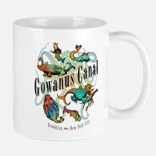 Gowanus Canal, Brooklyn, NY Mug