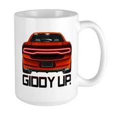 Charger - Giddy Up Mug