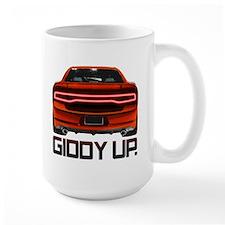 Charger - Giddy Up Mug
