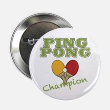 "Ping Pong Champ 2.25"" Button"
