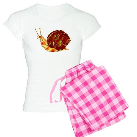 Snail Katatsumuri Women's Light Pajamas
