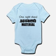 One night stand Material Infant Bodysuit