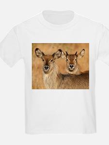 Devilish Waterbucks T-Shirt
