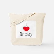 Brittney Tote Bag