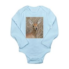 Steenbok Long Sleeve Infant Bodysuit