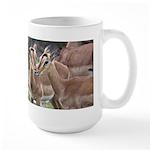 Impala Love Large Mug