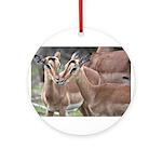 Impala Love Ornament (Round)