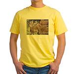 Impala Love Yellow T-Shirt