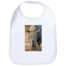 White Rhino Bib