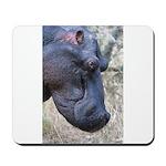 Hippo Profile Mousepad