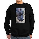 Hippo Profile Sweatshirt (dark)