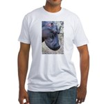 Hippo Profile Fitted T-Shirt
