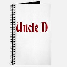 Uncle D Journal