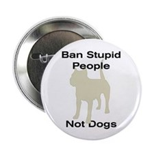 "Cute Rottweiler dog 2.25"" Button (10 pack)"