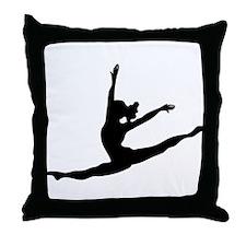 Unique Burlesque Throw Pillow