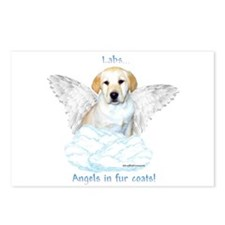 Lab 12 Postcards (Package of 8)