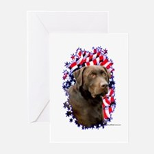 Lab 11 Greeting Cards (Pk of 10)