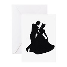Unique Ballroom Greeting Cards (Pk of 20)