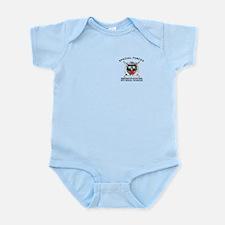 Diving Medical Technician w/ Infant Bodysuit