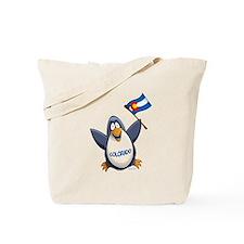 Colorado Penguin Tote Bag