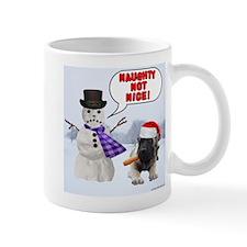 Naughty Not Nice! Mug