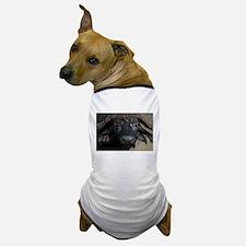Buffalo Portrait Dog T-Shirt