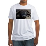 Buffalo Portrait Fitted T-Shirt