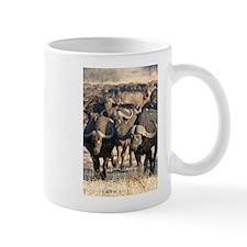 Buffalo Stare Down Mug