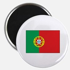 """The Flag of Portugal 2.25"""" Magnet (10 pack)"""