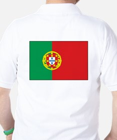 The Flag of Portugal T-Shirt
