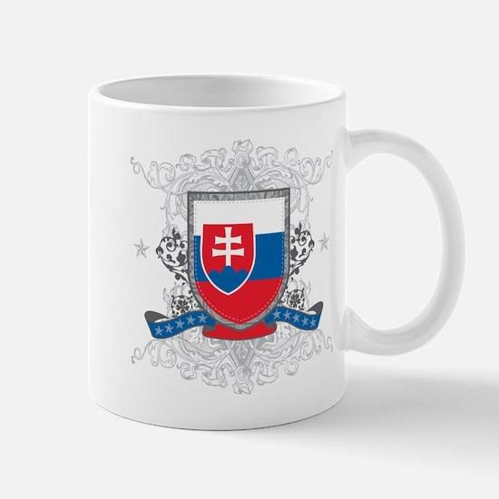 Slovakia Shield Mug