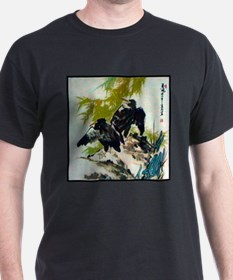 Cute Vintage japanese art T-Shirt