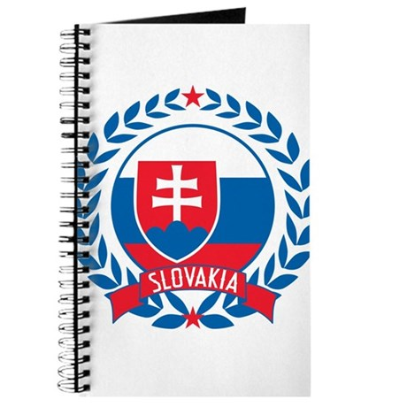 Slovakia Wreath Journal