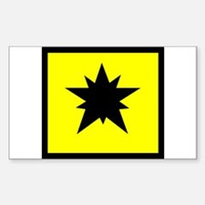 Ansteorra Badge Rectangle Decal