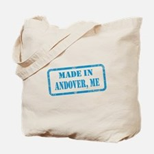 MADE IN ANDOVER Tote Bag