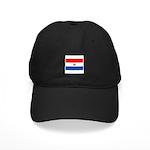 Flag of Paraguay Black Cap