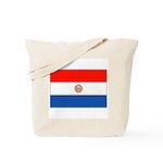 Flag of Paraguay Tote Bag