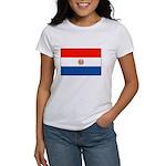 Flag of Paraguay Women's T-Shirt