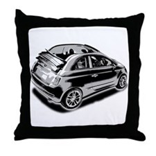 500c Throw Pillow